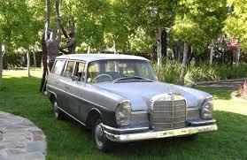 mercedes on ebay ebay listing 1967 mercedes 230s station wagon ebay motors