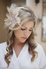 fascinators for hair bridal birdcage veil hair accessories veil pagan