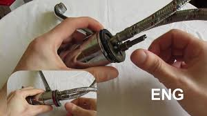 moen salora kitchen faucet how to dismount and repair kitchen faucet or how to deal with old