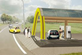 electric vehicles charging stations every dutch citizen will live within 31 miles of an electric