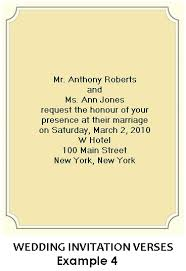 Marriage Sayings For Wedding Cards 6 Best Images Of Wedding Reception Invitation Wording Ideas