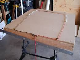 wire foam cutter table home of the xcamflyer