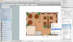 Floor Plans For Narrow Blocks by Restaurant Floor Plan Software