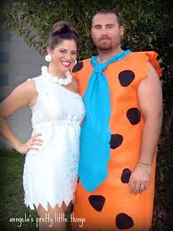 flintstones costumes anngela s pretty things make your own fred wilma costumes