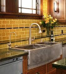 antique copper kitchen faucet design amazing antique double bowl copper kitchen farmhouse sink