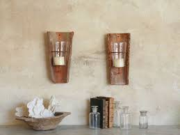 Mexican Wall Sconce Clay Ceramic Blue Wall Lighting Design Ceramic Wall Lighting