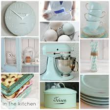 Turquoise Kitchen Accessories by From Blog Going Ducking Bonkers For Duck Egg Blue Kitchen On