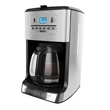 Amazon Black & Decker CM3005S 12 Cup Tea and Coffeemaker