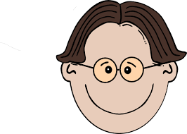 glasses clipart smiling boy with glasses clip art at clker com vector clip art