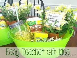 summer gift basket easy gift idea beneath my heart