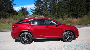 lexus suv 2016 colors 2016 lexus rx 350 fwd review slashgear