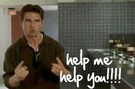 coolest show me the money meme tom cruise help me help you kayak