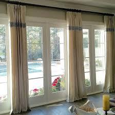 drapery panels with trim amanda carol interiors window