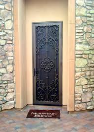 Residential Security Doors Exterior Residential Security Screen Door Residential Security Doors
