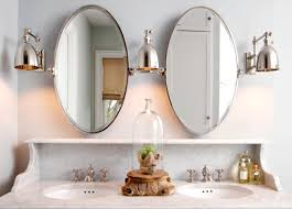 Tilt Bathroom Mirror Tilting Vanity Mirror Oval Beveled Tilt Bathroom Mirrors For