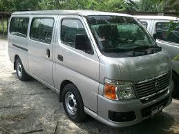nissan van 15 passengers rental van kl www sewavan com