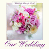 our wedding scrapbook wedding wedding memory book our wedding album color interior with