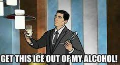 Archer Meme Generator - reading through the blindfold television review archer archer