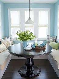booster seat for bench table before after beautiful breakfast nook transformation bench