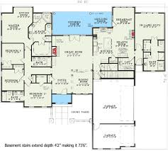 plan w59855nd tuscan villa with in law suite e architectural design