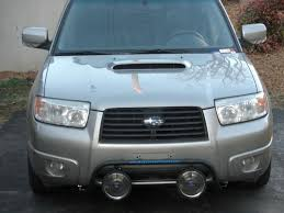 subaru forester grill guard the official auxiliary lighting thread page 25 subaru forester