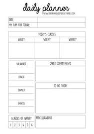 free organization printables organizations organizing and planners