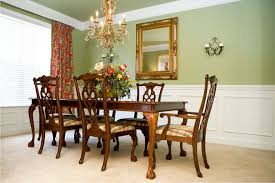 chippendale dining room set dining rooms chippendale dining room table with yellow green and red