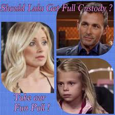 old lulu from general hospital should lulu or valentin get custody of charlotte on general hospital