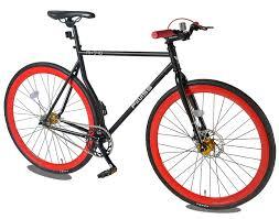amazon com merax single speed road bike fixed gear bike with