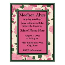 going away to college postcards zazzle