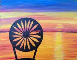 twist bar and grill 11 13 2017 paint nite event