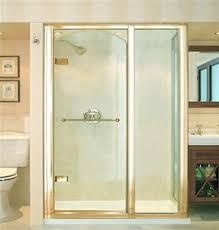 Gold Shower Doors Delighted Gold Shower Doors Gallery The Best Bathroom Ideas