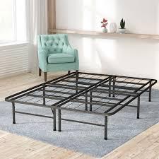 alwyn home box spring u0026 bed frame foundation u0026 reviews wayfair