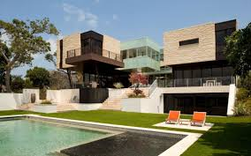 minimalist c house by parasite studio