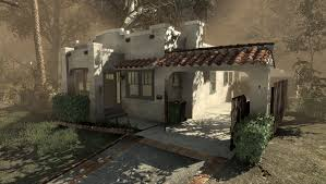 adam style house spanish style that appears in u0027call of duty black ops u0027 is for
