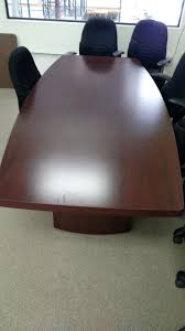 Mahogany Conference Table Mahogany Conference Table 8540 New And Used Office Furniture In