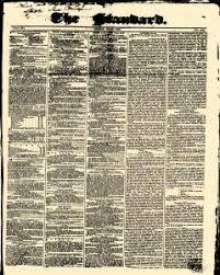 id s d oration chambre standard newspaper archives nov 5 1830