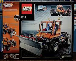 lego technic lego technic mercedes benz unimog u 400 8110 ebay