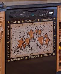 country kitchen collections dishwasher magnet faith family friends