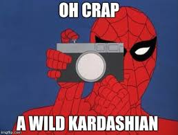 Camera Meme - spiderman camera meme imgflip