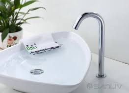 automatic kitchen faucets automatic faucet sanliv kitchen faucets and bathroom shower