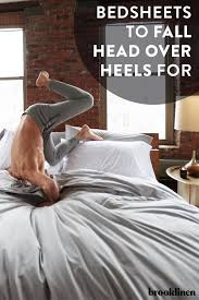 Great Sheets | every great sleep begins with great sheets brooklinen has created