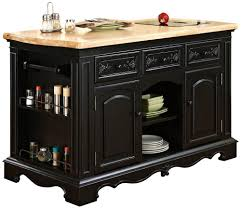 Kitchen Islands Com by Black Kitchen Island Black Laquared Kitchen Island Black Kitchen