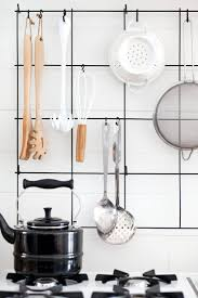 diy wire utensil rack u2013 a beautiful mess
