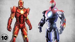 iron man dom top 10 alternate iron man suits part 3 youtube