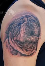 bulldog tattoos wallpaper pictures