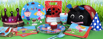 birthday supplies ben and party supplies woodies party