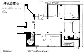 Floor Plan Company by Ithaca Renting Company Office Space