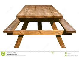 Wooden Table Png Clipart No Background
