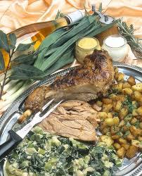 cuisiner chevreau recette de chevreau à l ail vert